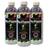 Bluworld NF-BIOETH3L Nu Flame Liquid Ethanol Fireplace Fuel - 3 Pack