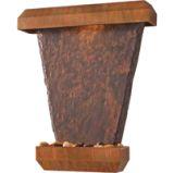 Bluworld WWHSS-CP NSI Hanging Slate with Copper Patina Trim