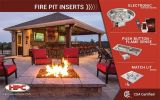"HPC Fire 48"" x 30"" Banner Kit for Indoor or Outdoor Showroom"