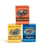 Beef, Poultry and Seafood Wood Chip Blend - Sampler Pack