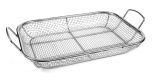 Charcoal Companion CC3091 Stainless Steel Wire Mesh Roasting Pan