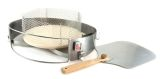 Charcoal Companion PC7001 Pizza Kit for Kettle Grills