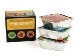 Hickory, Mesquite and Apple Wood Chip Blend - Sampler Pack