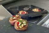 Charcoal Companion CC3811 Flame-Friendly Ceramic Bacon Bowl