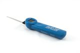 Charcoal Companion CC4089-2-B Flip-Tip Digital Thermometer - Blue