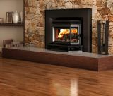 Osburn 2200 Wood Insert w/Regular Faceplate and Black Trims