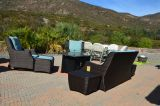 RMDSG8S Rome 8-Piece Fire Deep Seating Group-Canvas Spa