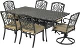 RCDTWR7242-BT1 Bridgetown 7-Piece Dining Set
