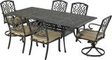RCDTMN8444-BT1 Bridgetown 7-Piece Dining Set