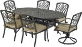 ODTWR7242-BT1 Bridgetown 7-Piece Dining Set