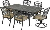 RCDTWR7242-BT2 Bridgetown 7-Piece Dining Set
