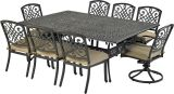 RCDTMN8460-BT1 Bridgetown 9-Piece Dining Set