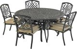 Bridgetown by Patio Resorts RDTMN60-BT1 Bridgetown 6-Piece Dining Set