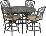 Bridgetown by Patio Resorts RCTMN52-BT2 Bridgetown 5-Piece counter Set