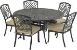 Bridgetown by Patio Resorts RDTMN60-BT2 Bridgetown 6-Piece Dining Set