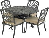 Bridgetown by Patio Resorts RDTMN48-BT3 Bridgetown 5-Piece Dining Set
