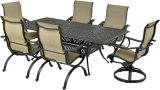 Laguna by Patio Resorts RCDTMN8444-LG1 Laguna 7-Piece Dining Set