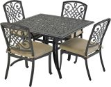 Bridgetown by Patio Resorts SQDTDY44-BT3 Bridgetown 5-Piece Dining Set