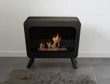 Bio Blaze BB-RE-B Retro Bio-Ethanol Fuel Fireplace in Black