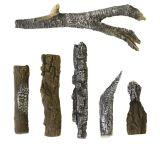 Bio Blaze BB-DW-S6A Decorative Wood Set - 6 Pieces