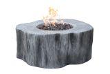 Elementi OFG145CGLP Manchester Cast Concrete LP Fire Table - CG
