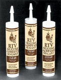 100% RTV Hi-Temp Red Silicone Sealant - Rated -75 Deg. To 650 Deg. F