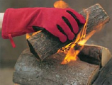 Pair of FlameX Deluxe Safety Gloves