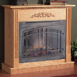 EFM31L0 Electric Fireplace With Cabinet